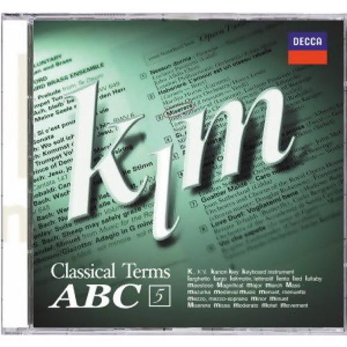 Classical Terms ABC (福茂古典音樂字典ABC) - CD5