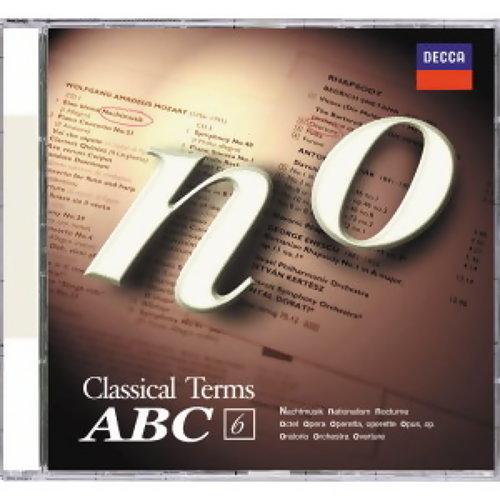 Classical Terms ABC (福茂古典音樂字典ABC)