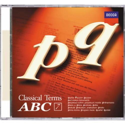 Classical Terms ABC (福茂古典音樂字典ABC) - CD7