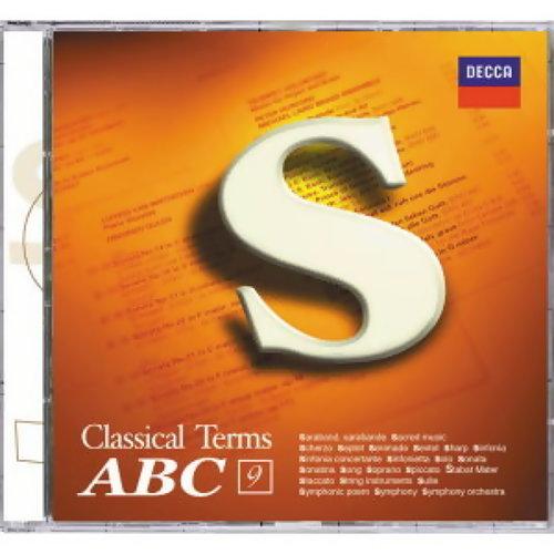 Classical Terms ABC (福茂古典音樂字典ABC) - CD9