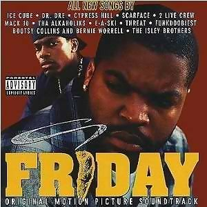 Friday (soundtrack)