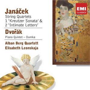Janacek: String Quartets Nos.1&2 / Dvorak: Piano Quintet in A