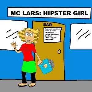 Hipster Girl - Single