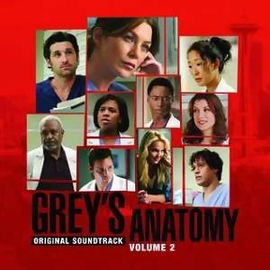 Grey's Anatomy Volume 2 - TV Soundtrack