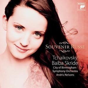 Tchaikovsky Souvenir Russe