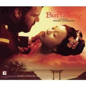 Puccini - Madame Butterfly / Huang, Troxel, Cowan, Liang; Concon