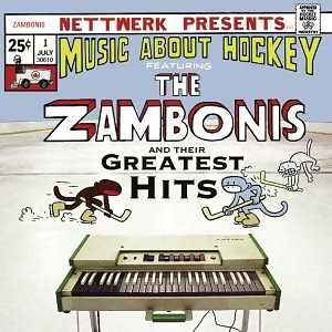 Greatest Hits-Music About Hockey