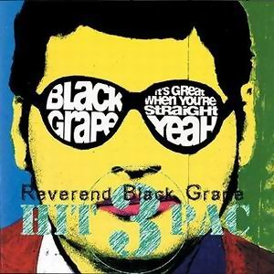 Reverend Black Grape Hit Pac