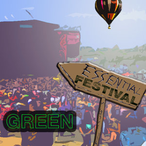 Essential Festival:  Green - International Version