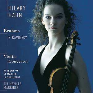 Stravinsky/Brahms: Violin Concertos(布拉姆斯與史特拉汶斯基小提琴協奏曲)