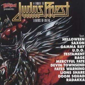 Legends Of Metal Vol. 1(金屬傳奇第一章)