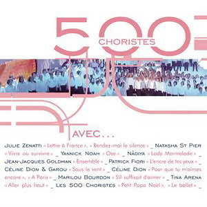 500 choristes avec..