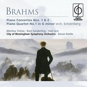 Brahms: Piano Concertos Nos. 1 & 2 - Piano Quartet No. 1 in G Minor