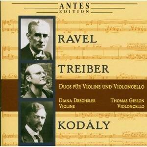 Kammerkonzerte fuer Violine und Violonchello