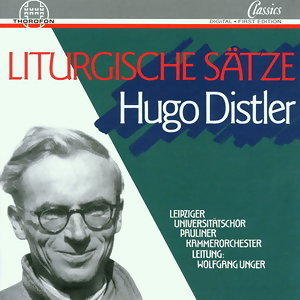Distler: Liturgische Satze