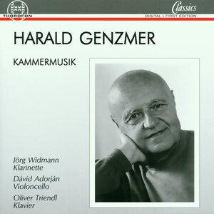 Genzmer: Kammermusik