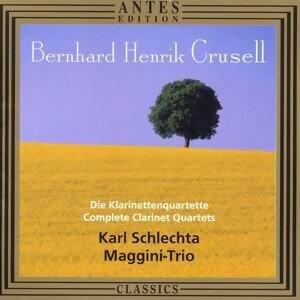 Bernhard Henrik Crussel: Klarinettenquartette