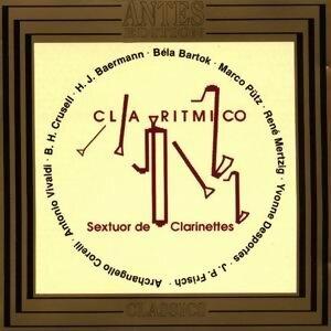 Sextuor de Clarinettes