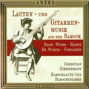 Lauten- und Gitarrenmusik aus dem Barock