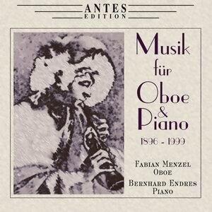 Musik fuer Oboe und Piano 1896-1999