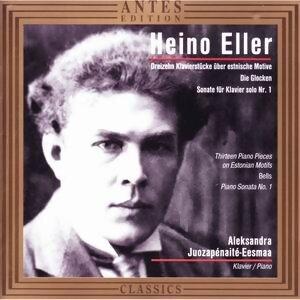Heino Eller: 13 Klavierstuecke über estnische Motive