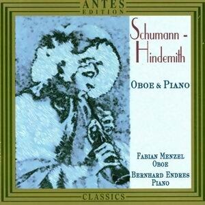 Robert Schumann, Paul Hindemith: Stuecke fuer Oboe und Klavier
