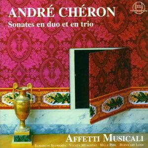 Cheron: Sonates en duo et en trio
