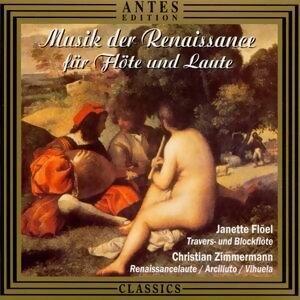 Musik der Renaissance fuer Floete und Laute