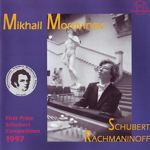 First Prize Schubert Competition 1997