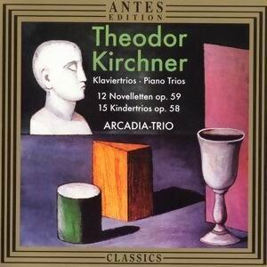 Theo Kirchner: 12 Novelletten, 15 Kindertrios