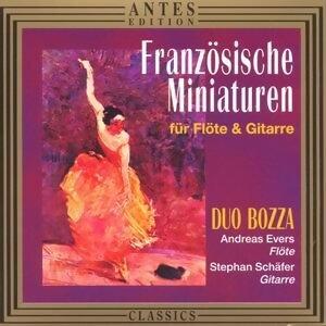 Franzoesische Miniaturen fuer Floete und Gitarre