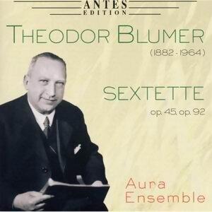 Theodor Blumer: Sextette op. 45 & op. 92