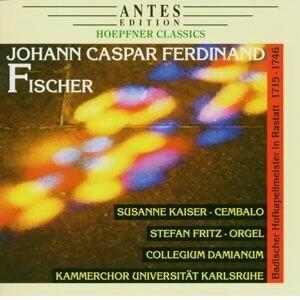 Werke von Johann Casper Ferdinand Fischer