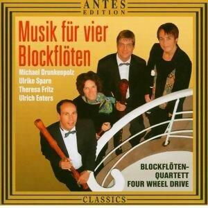 Werke fuer Blockfloetenquartett
