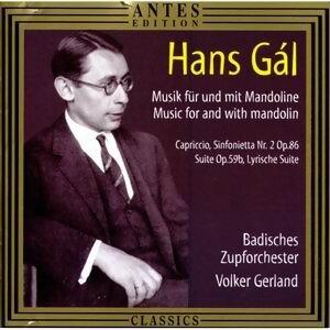 Hans Gal: Musik fuer und mit Mandoline