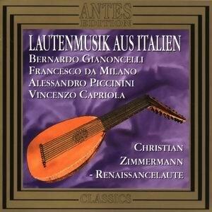Italienische Lautenmusik