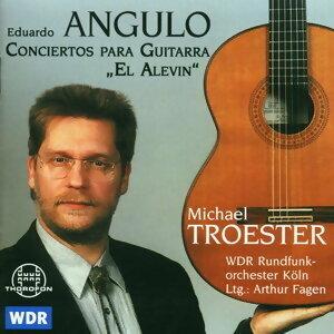 """Angulo: Conciertos para Guitarra """"El Alevin"""""""
