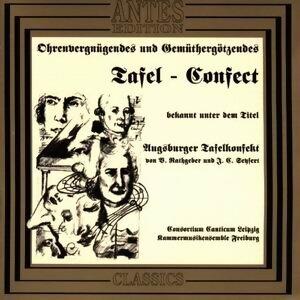 Johann Valentin Rathgeber: Augsburger Tafelkonfekt
