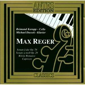 Max Reger: Sonaten