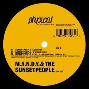 Sunsetpeople es vedra mix