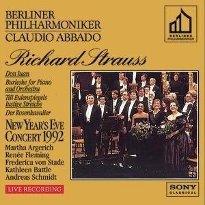 New Year's Eve Concert - Berlin 1992 (Don Juan/Burleske/Till Eulenspiegel/Der Rosenkavalier)