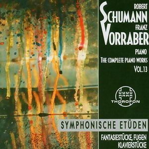 Robert Schumann: Complete Piano Works 13