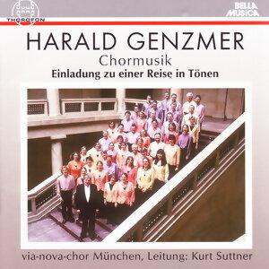 Harald Genzmer: Chormusik