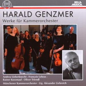 Harald Genzmer: Werke fur Kammerorchester