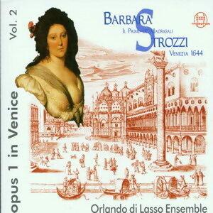 Barbara Strozzi: Il Primo de Madrigali