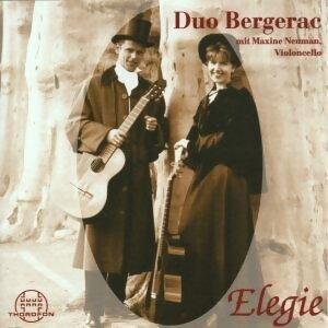 Elegie - Werke für 2 Gitarren