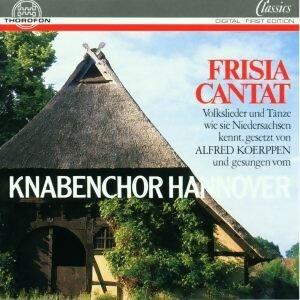 Frisia Cantat - Volkslieder und Tänze