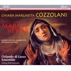 Chiara Margarita Cozzolani: Marienvesper