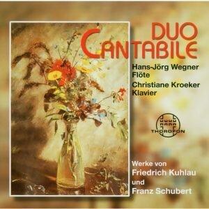 Werke von Friedrich Kuhlau und Franz Schubert