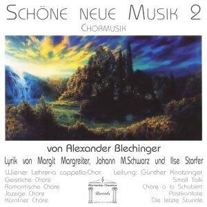 Alexander Blechinger: Chorwerke von Alexander Blechinger